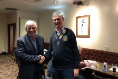 New member Brian Davies - February 2020
